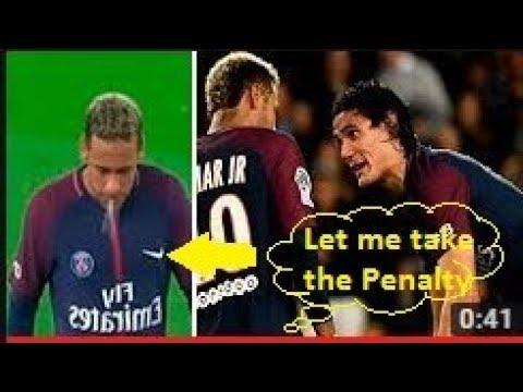 Football Players Fighting Over Penalty Ft Neymar vs Canvani , Ronaldo , Balotelli , Zlatan