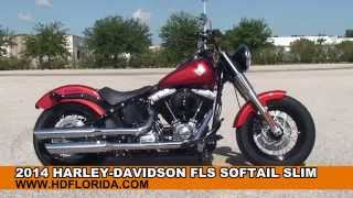 10. New 2014 Harley Davidson Softail Slim Motorcycles for sale - Zephyrhills, FL