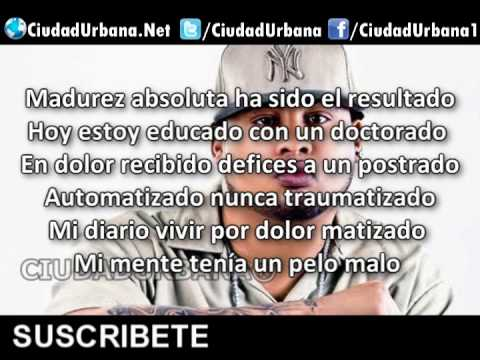 Lapiz Conciente - Un Nuevo dia (Oficial) (Letras) (CiudadUrbana.Net)