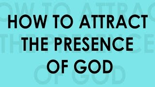 20170316 l KSM l Telugu l How to Attract the Presence of God l Pas. Michael Fernandes