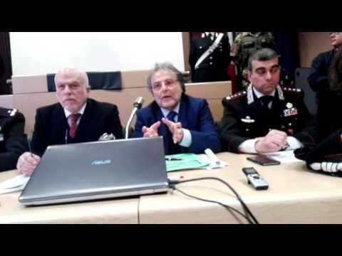 """Il Procuratore Bertone: """"Presenti 13 gruppi periferici"""""""