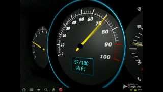 3D Speedometer Live Wallpaper YouTube video