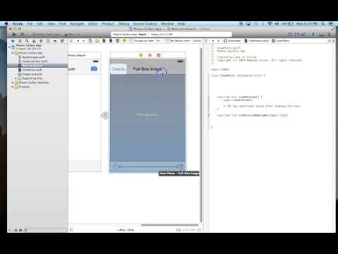 IB with Xcode 6