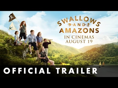 Video: First look at new Swallows and Amazons film