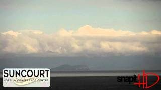 Mount Ruapehu Webcam Sunday 24th April 2011