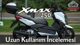 Yamaha Xmax 250 İncelemesi (Uzun Dönem Kullanım İncelemesi)