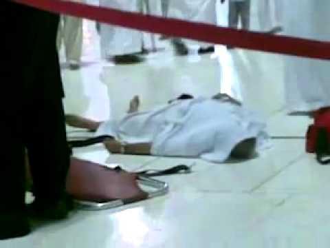 Husnul Khotimah di Masjidil Haram di Mekah
