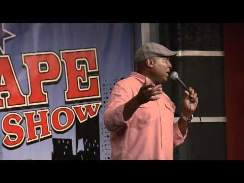 Mixtape Comedy Show - Drew Fraser, Part 3