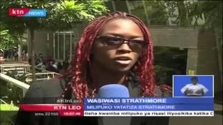 Milipuko Ya Zoezi La Polisi Latia Chuo Kikuu Cha Strathmore Wasiwasi