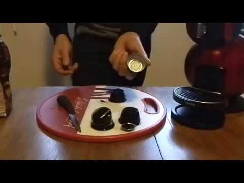 comment fabriquer une capsule DOLCE GUSTO ? FR