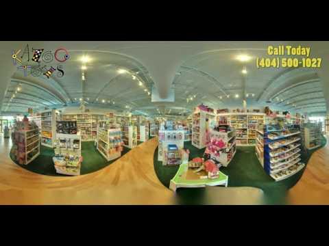 Kazoo Toys 360 Store Tour