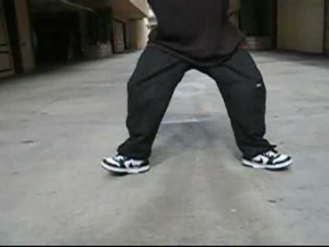 Урок c-walk, основные движения