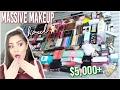 $5,000+ MASSIVE MAKEUP HAUL ♡ Gen Beauty LA, Too Faced HQ, Morphe Store, etc!