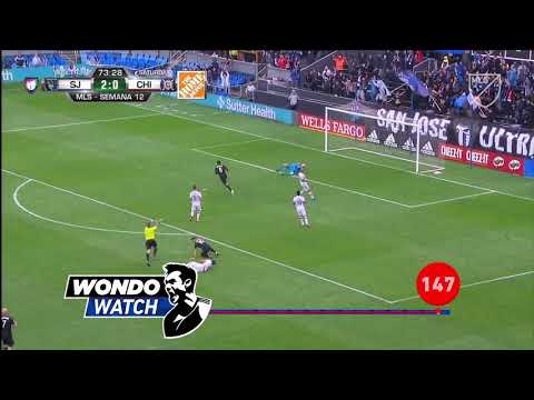 Chris Wondolowski Scores FOUR To Break All-Time Goals Record
