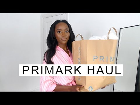 PRIMARK TRY ON HAUL| AUGUST 2020