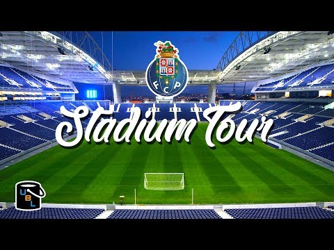 FC Porto Football Stadium Tour (Estádio Do Dragão)