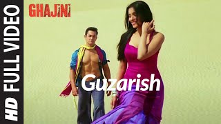 Nonton Guzarish  Full Song  Ghajini Feat  Aamir Khan Film Subtitle Indonesia Streaming Movie Download