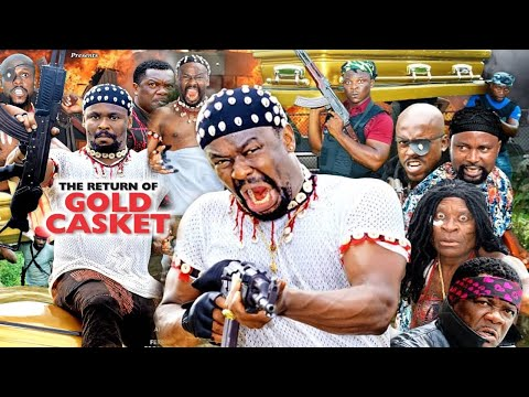 THE RETURN OF GOLD CASKET SEASON 6 - ZUBBY MICHEAL|2021 LATEST NIGERIAN NOLLYWOOD MOVIE