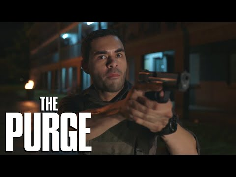 The Purge (TV Series) | Season 1 Episode 3: Miguel Finds The Blue School Bus (5/5) | on USA Network