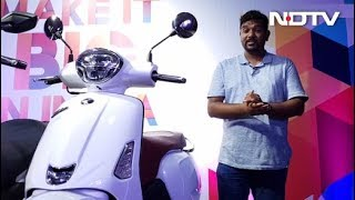 9. First Look - 22 KYMCO Scooters