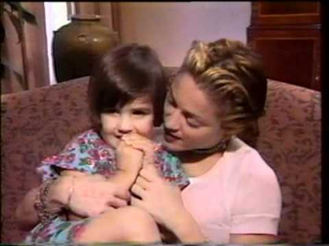 "A rare in-house promo video for ""Bedtime Stories"""