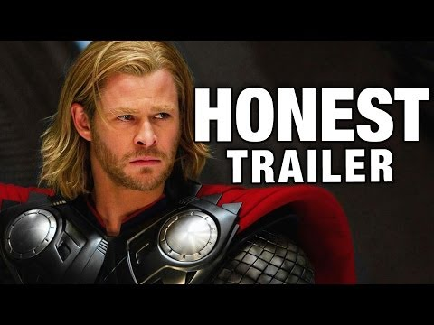 Honest Movie Trailers Thor