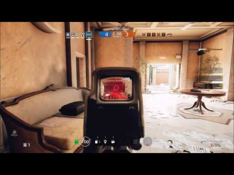 Video Rainbow Six Siege - Frost Ace (Shotgun Nerf) download in MP3, 3GP, MP4, WEBM, AVI, FLV January 2017