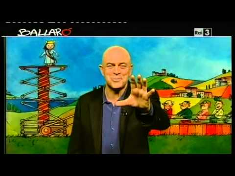 """Ballarò – MAURIZIO CROZZA """"Il nuovo governo Letta e lo spogliatoio in Abbazia"""" 07/05/13"""