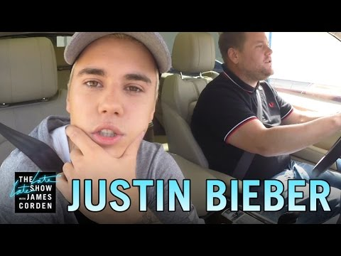 Justin Bieber Carpool Karaoke - Vol. 2