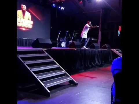 """Freemouth live on stage"""" Akpororo vs Akpororo """" @ port Harcourt"""