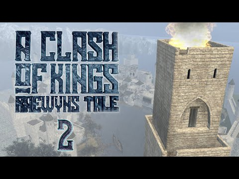 "Let's Roleplay A Clash Of Kings | Ep 2 ""Books & Bandits"""
