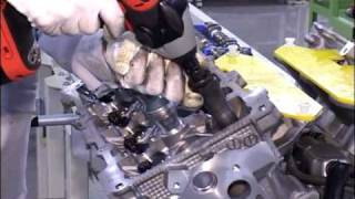 Nissan GT-R Engine Assembly