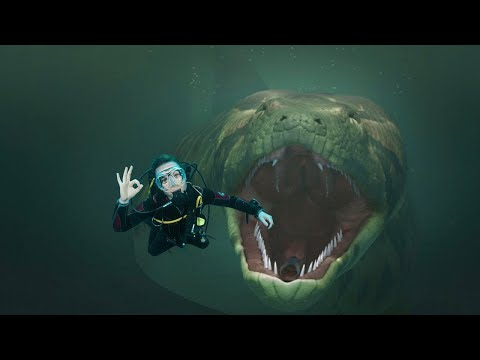 15 Sea Monsters That Are Scarier Than Megalodon