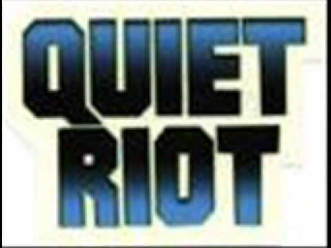 Tekst piosenki Quiet Riot - Party all night po polsku