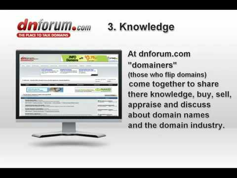 Learn  domain flipping and start earning real money online