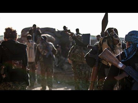 Сирия. Джихадисты атаковали курдов у города Рас-эль-Айн