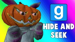 Gmod Hide and Seek Funny Moments - Halloween 2017 Edition! (Garry's Mod) by Vanoss Gaming