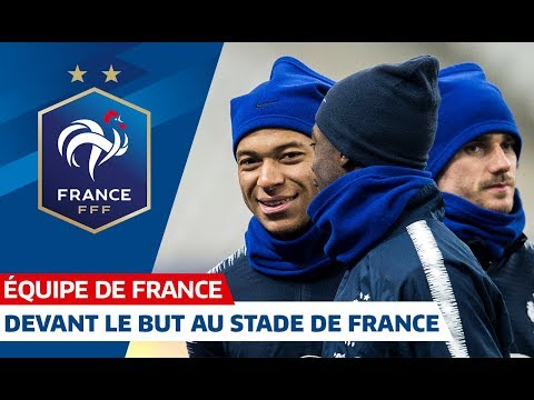 Video Séance de vivacité au Stade de France, Equipe de France I FFF 2018 download in MP3, 3GP, MP4, WEBM, AVI, FLV January 2017