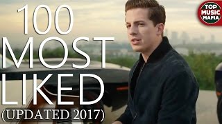 Video Top 100 Most LIKED Songs Of All Time (March 2017) MP3, 3GP, MP4, WEBM, AVI, FLV September 2017