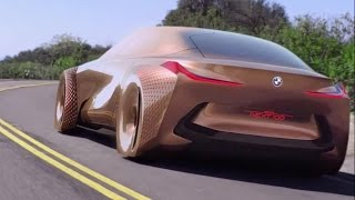 BMW Vision Next 100 – interior Exterior and Drive
