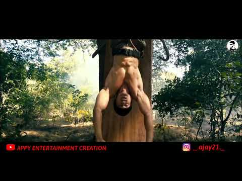 Para Commando Training || Commando - A One Man Army || Vidyut Jammwal Training Scene