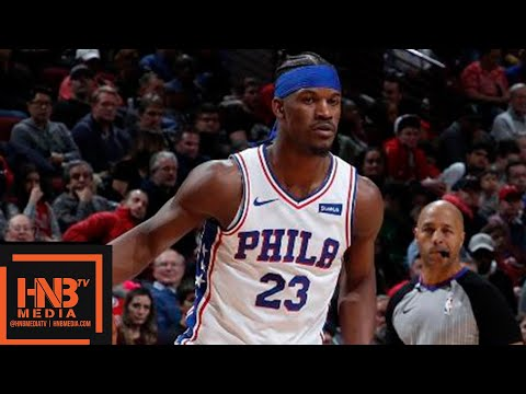 Philadelphia Sixers vs Chicago Bulls Full Game Highlights | March 6, 2018-19 NBA Season - Thời lượng: 9 phút, 32 giây.