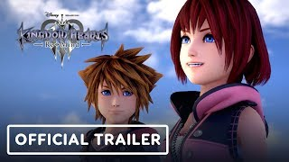 Kingdom Hearts 3: ReMind DLC Trailer by IGN