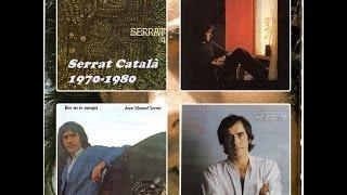 Joan Manuel Serrat en Català de 1970 a 1980 Aquestes son les cançons per ordre d'edició, no hi seguit l'ordre de les edicions dels discos. Estas son las ...
