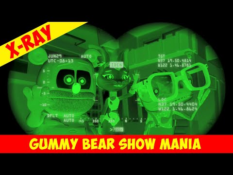 Night of the Living Leftovers (X-Ray Night Vision Goggles) - Gummy Bear Show MANIA