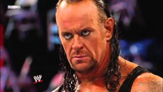WWE Undertaker vs Batista TLC 2009
