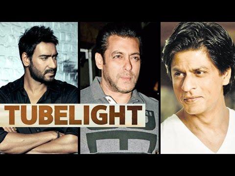 Salman Khan Celebrates Tubelight With Shahrukh Kha