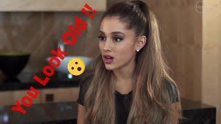 Video Ariana Grande Rudest Interview Ever ( You Look Like A Child ) MP3, 3GP, MP4, WEBM, AVI, FLV Oktober 2018