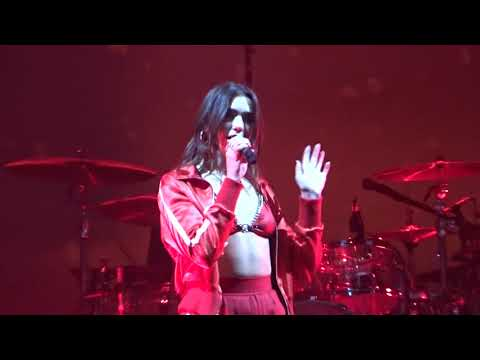 Dua Lipa - Hotter Than Hell - Live at AFAS Live Amsterdam 2017