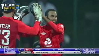 Video 3rd ODI Highlights: England tour of Sri Lanka 2018 MP3, 3GP, MP4, WEBM, AVI, FLV Desember 2018